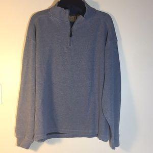 Jos A Bank XL Pullover Sweater Blue XL